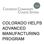Colorado Helps Advanced Manufacturing Program Website