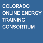 Colorado Online Energy Training Consortium Website