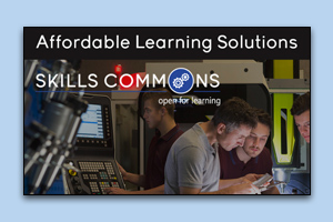 Affordable Learning Solutions showcase