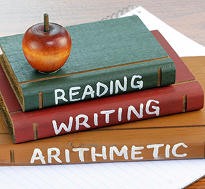 Getting Prepped: Reading, Writing and Math Skills