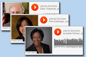 Voices of TAACCCT College Presidents Podcast Series