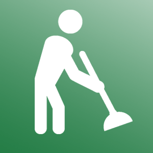 building and grounds icon