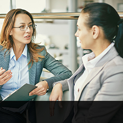 Connect with Career Services