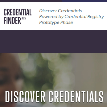 Credential Finder