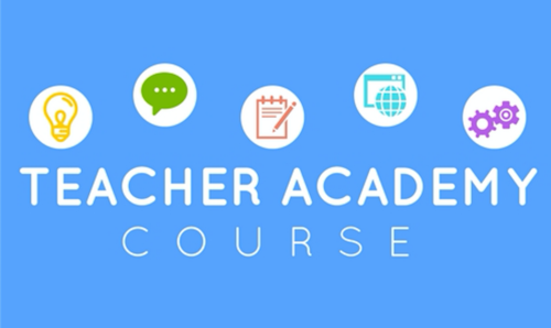 Teacher Academy Course on Course Networking Site