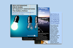 Field Guide for TAACCCT Innovations