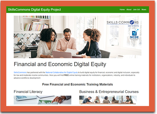 Digital Equity Portal