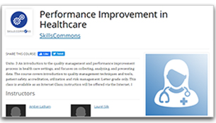Performance Enhancing in Healthcare