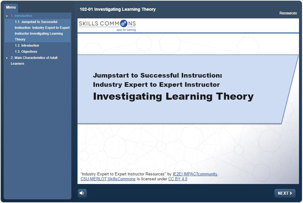 Investigating Learning Theory