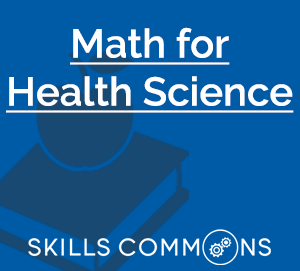 Math for Health Science